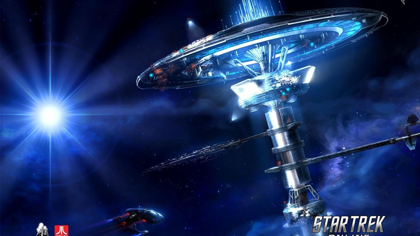star trek online 星际迷航在线 游戏高清壁纸18 - 1366x768