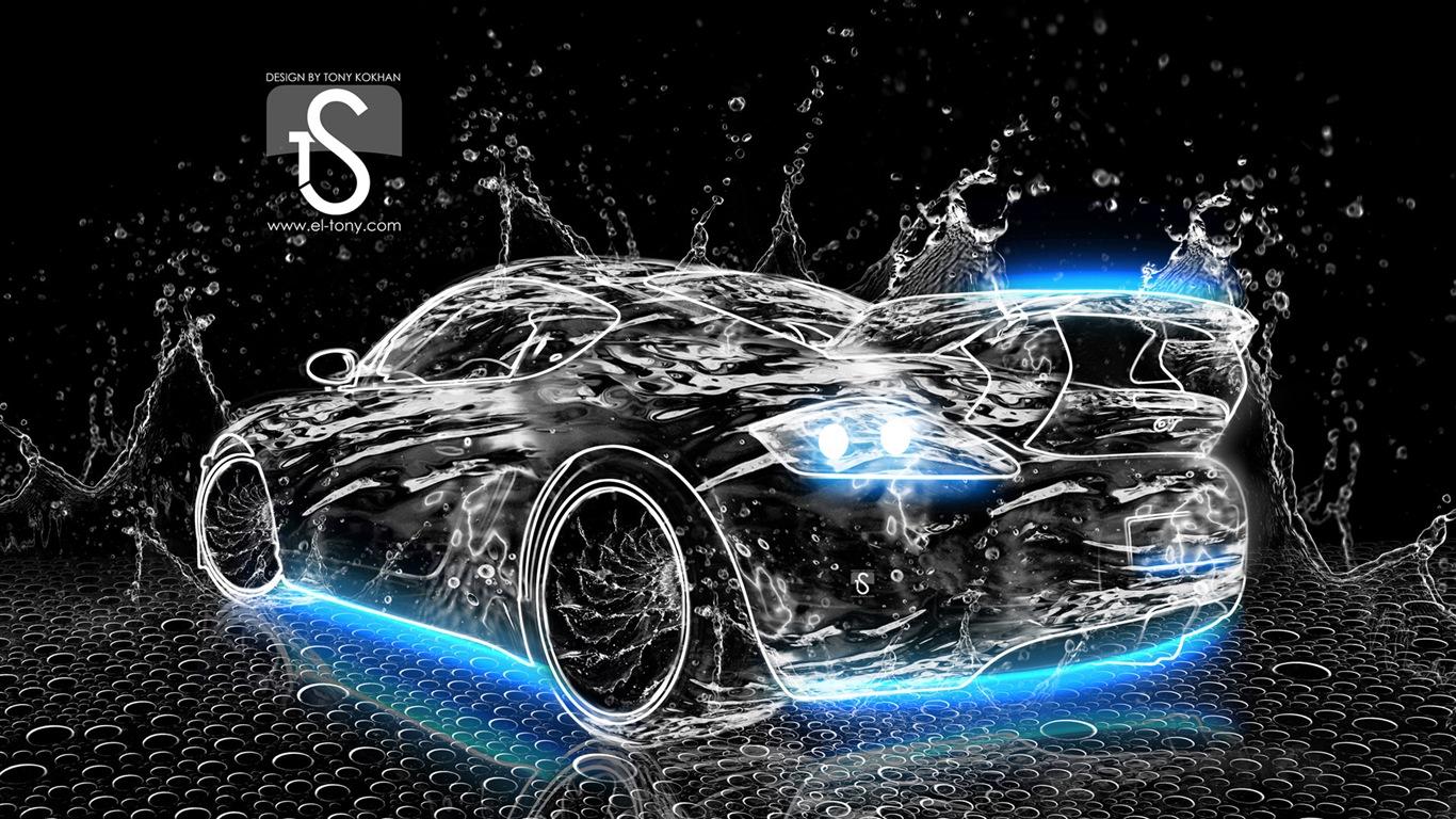 Blue Rain Car Wash