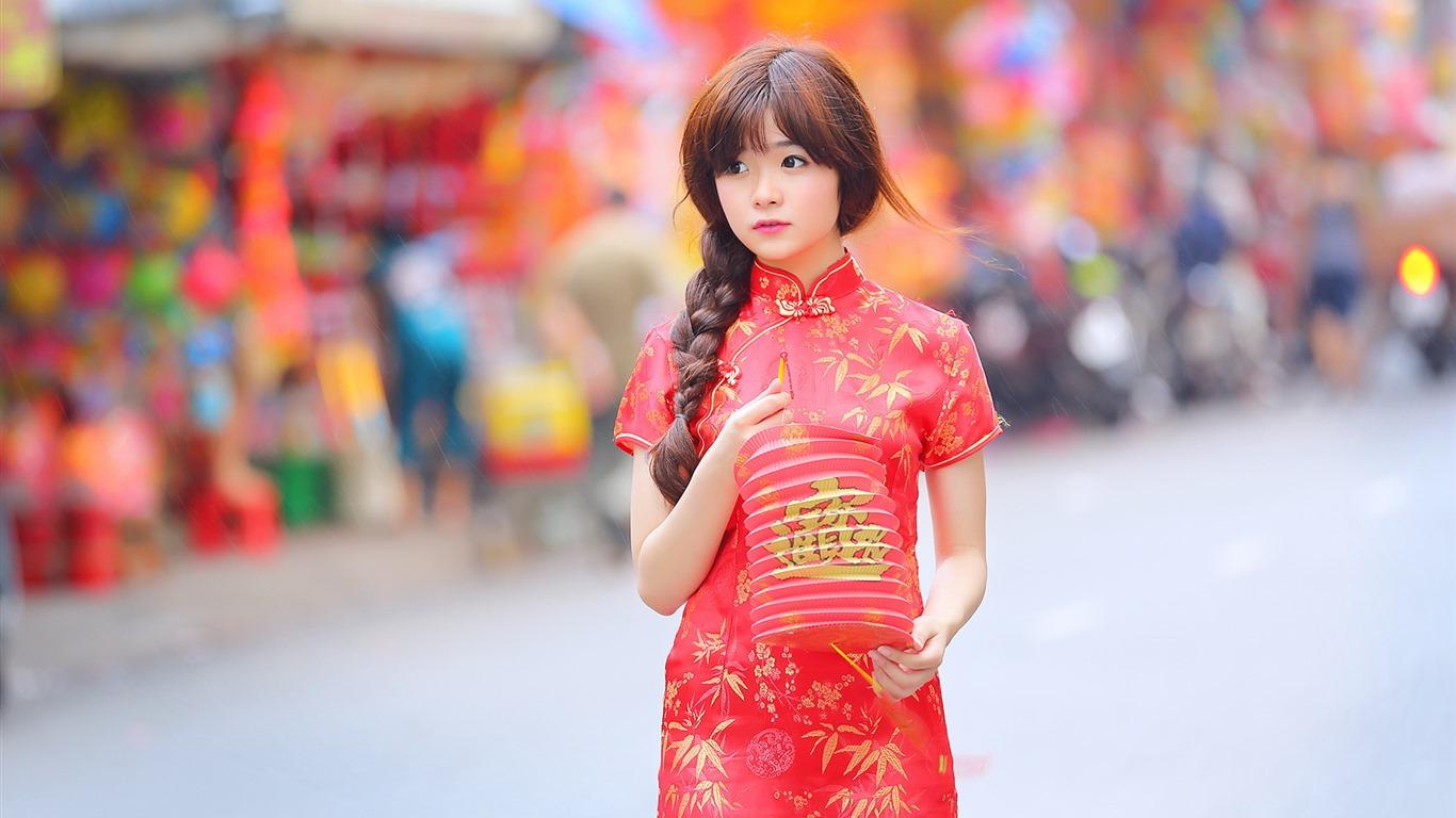 亚洲高清合集一区_清纯可爱年轻的亚洲女孩 高清壁纸合集(一)5 - 1366x768