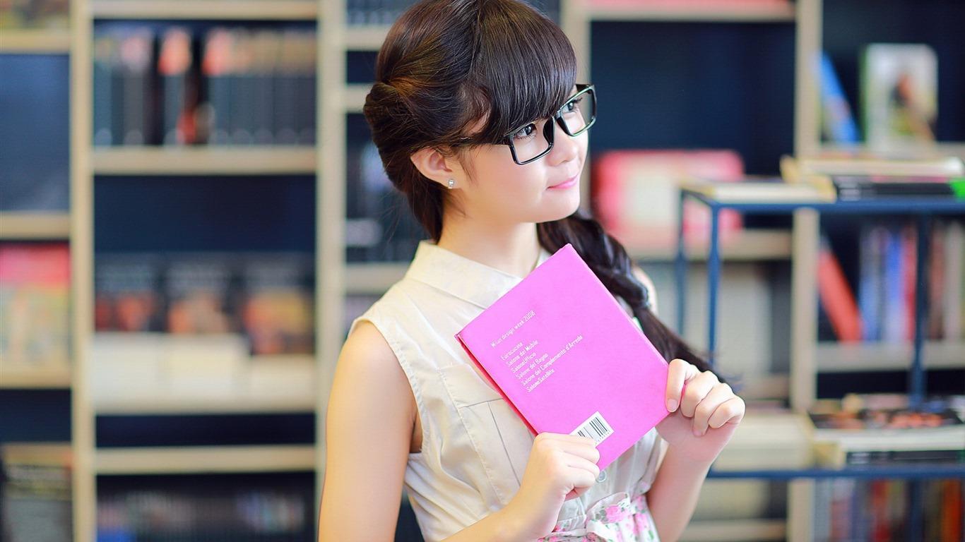 亚洲高清合集一区_清纯可爱年轻的亚洲女孩 高清壁纸合集(一)7 - 1366x768