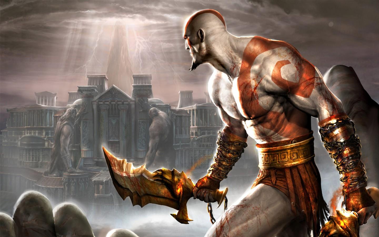 God Of War Hd Wallpaper 14 1440x900 Wallpaper Download