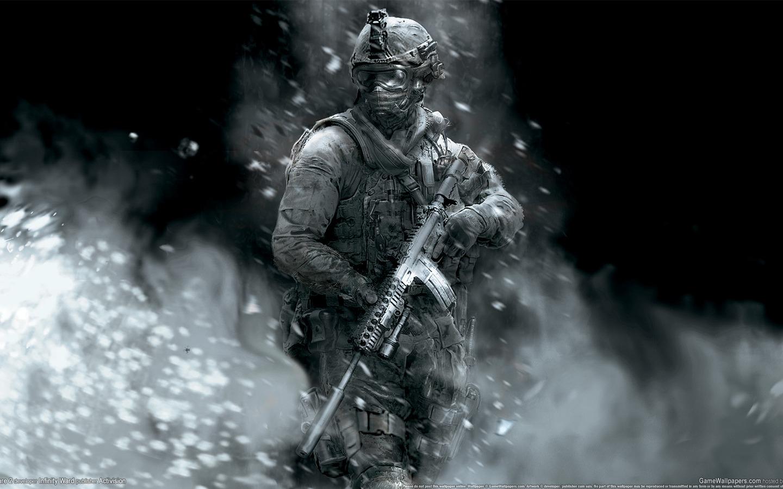 Call Of Duty 6 Modern Warfare 2 Hd Wallpaper 39 1440x900