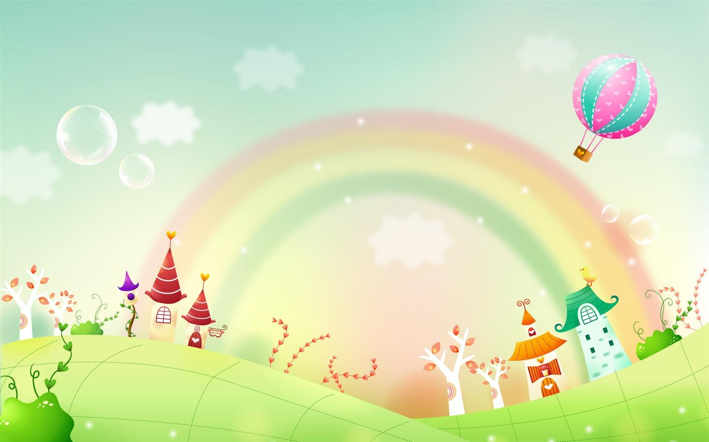 Fondos de pantalla de dibujos animados fantas a paisajes for Fondos animados gratis