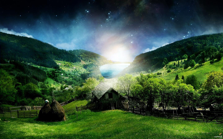 Hd Widescreen Landscape Wallpapers 16 1440x900 Wallpaper