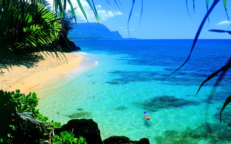 Beautiful Scenery Of Hawaii Wallpaper 39 1440x900