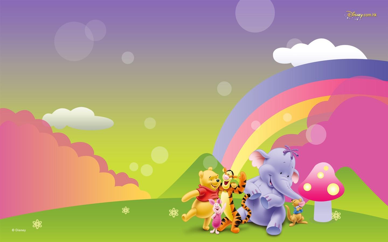 Walt Disney De Dibujos Animados De Winnie The Pooh Fondo De Pantalla