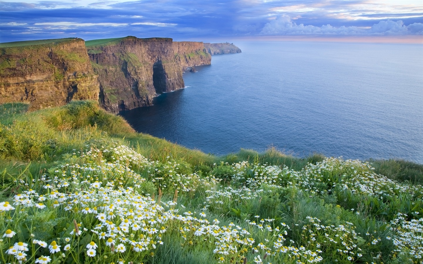 Ireland Scenery Wallpaper Beautiful Scenery of Ireland