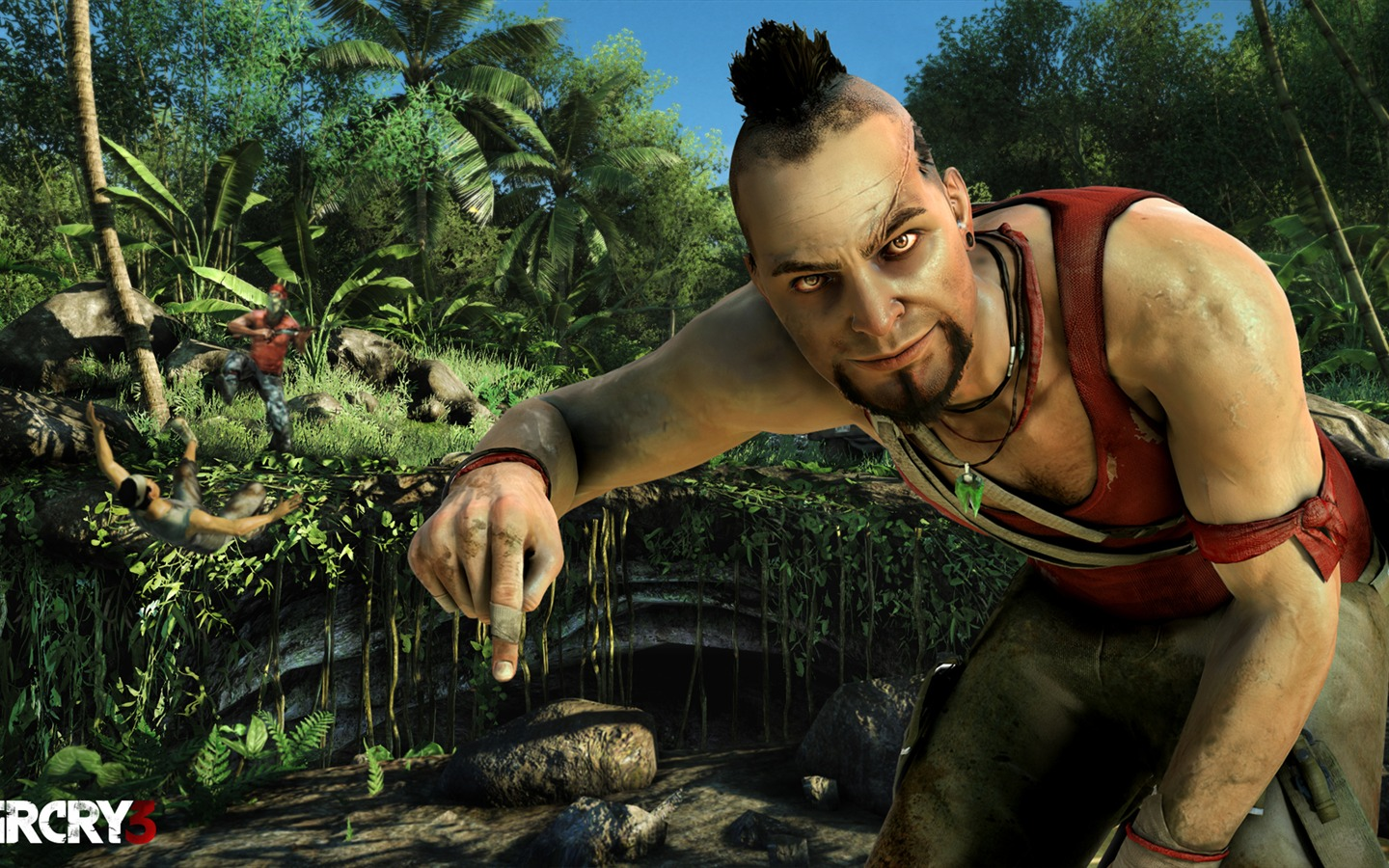 Far Cry 3 Hd Wallpapers 4 1440x900 Wallpaper Download Far Cry