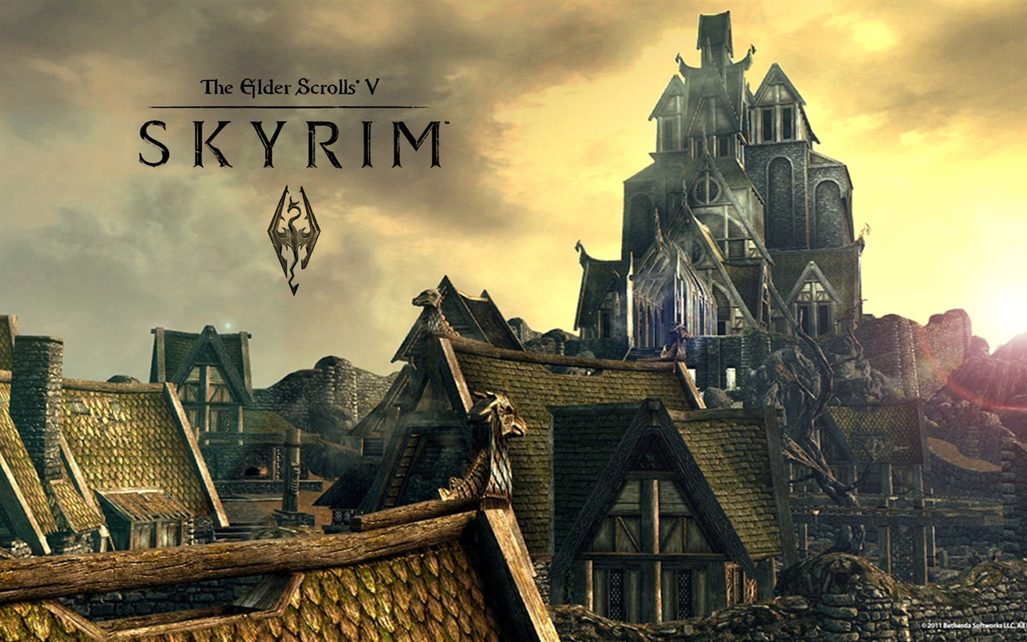 The Elder Scrolls V Skyrim HD Wallpapers 17