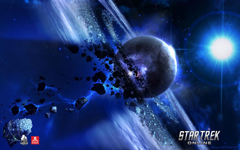 星际迷航拉克丝_star trek online 星际迷航在线 游戏高清壁纸11 - 1440x900