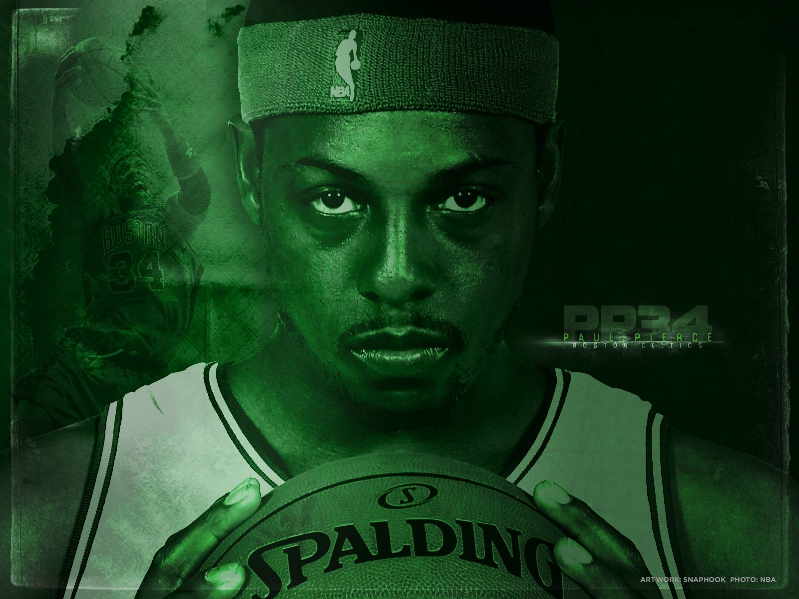 Boston Celtics Offizielle Wallpaper #11 - 1600x1200