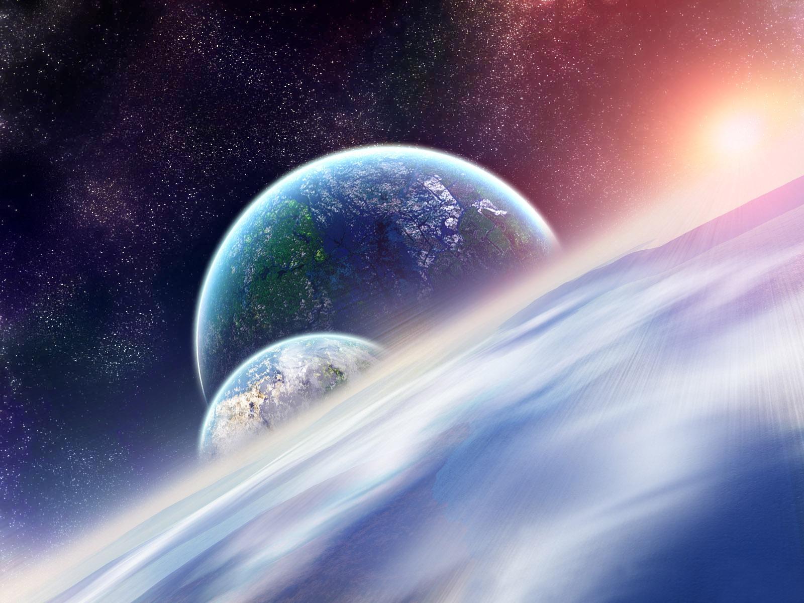 Infinite Universe The Beautiful Star Wallpaper 40