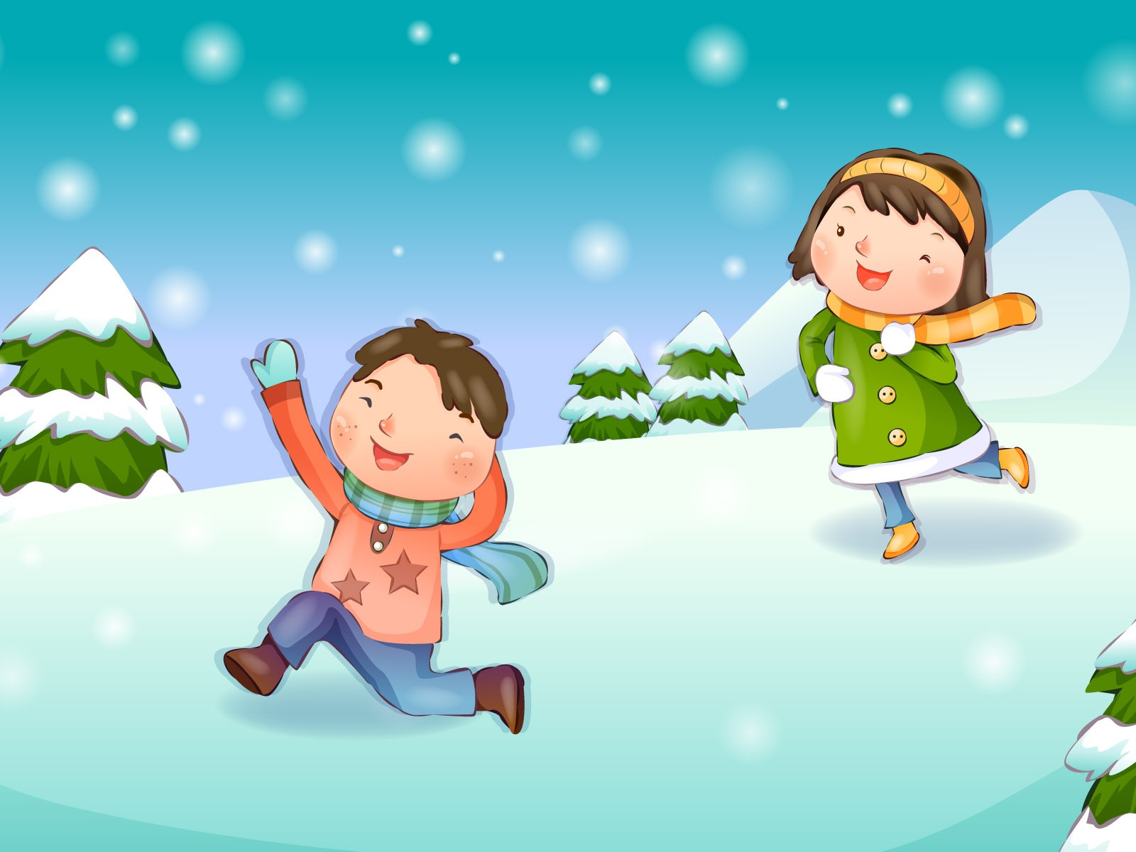 Зима рисунки детей фото 5