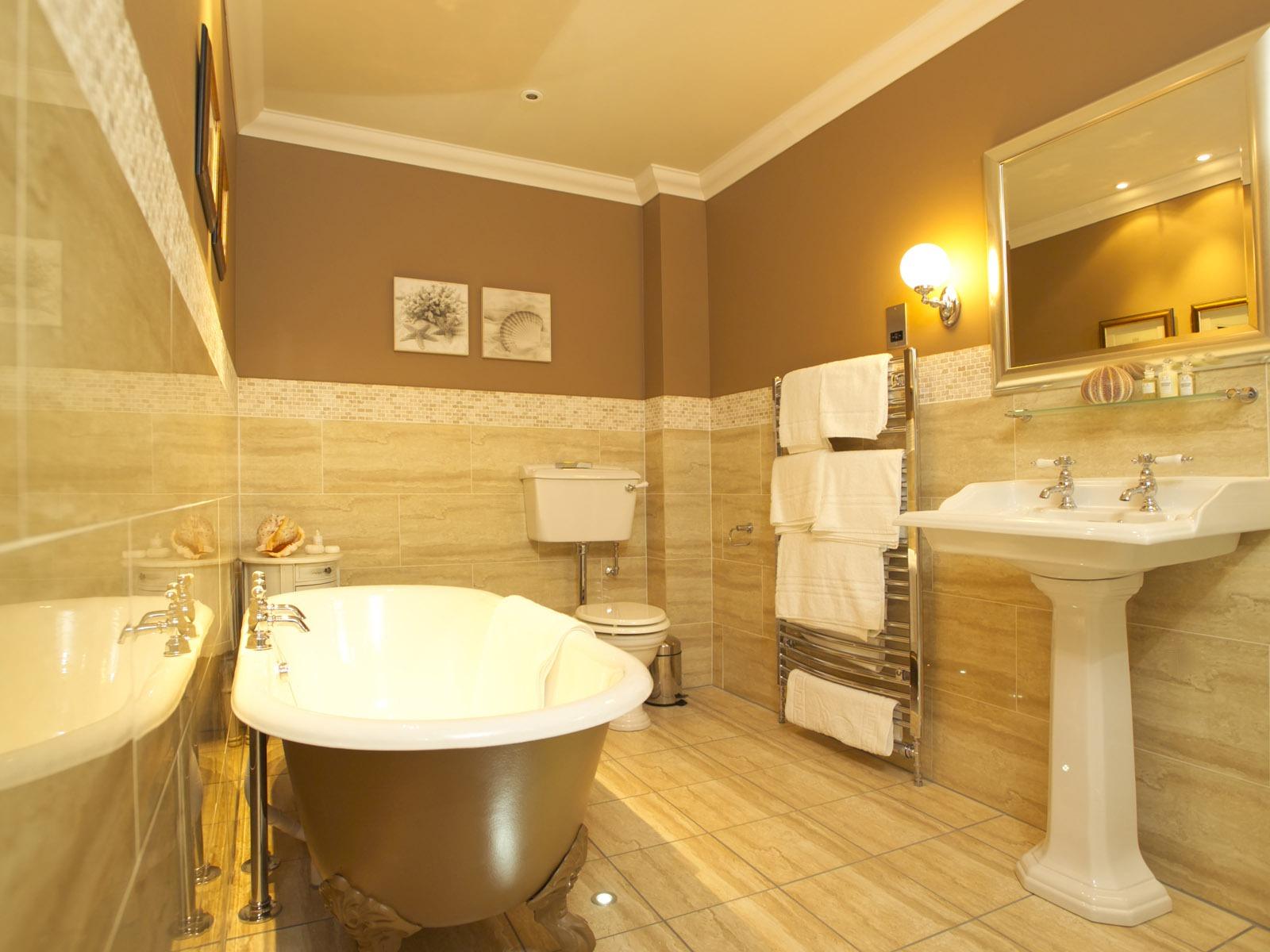 Красивые интерьеры ванной фото