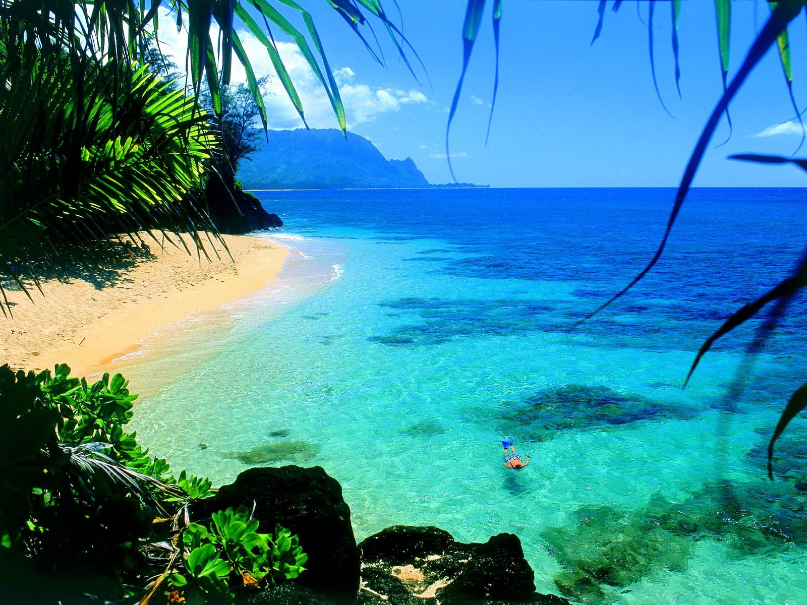 Beau Paysage De Hawaii Fond D'écran #39