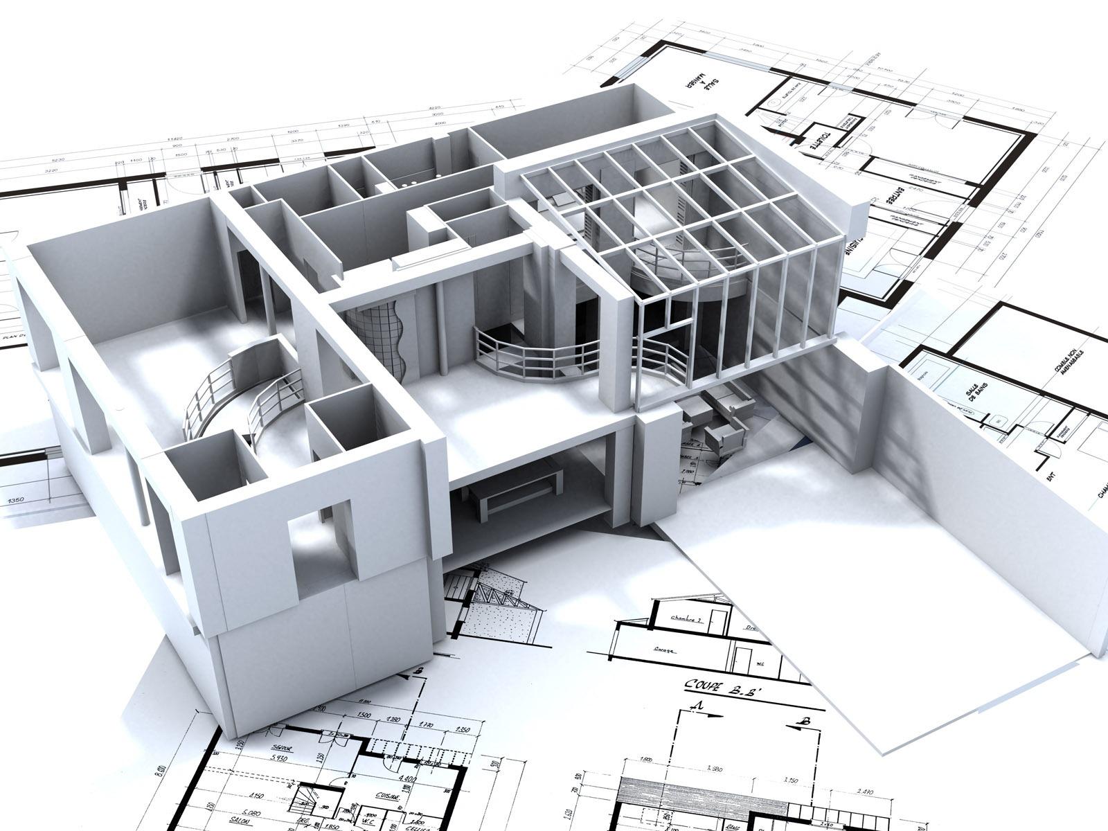 Fondo De Pantalla 3d Dise O Arquitect Nico 2 16