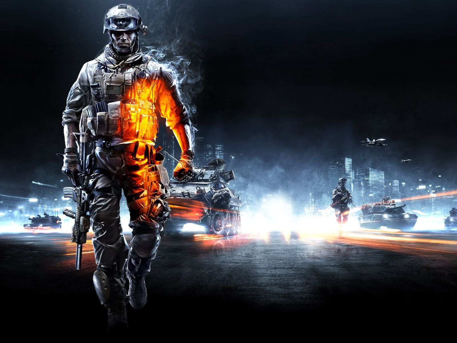 Battlefield 3 wallpapers #11 - 1600x1200 Wallpaper ...