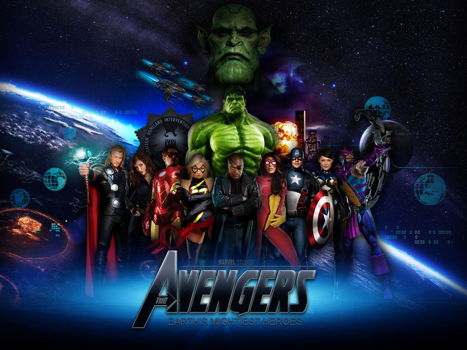 the avengers 2012 复仇者联盟2012 高清壁纸12 - 1600x1200