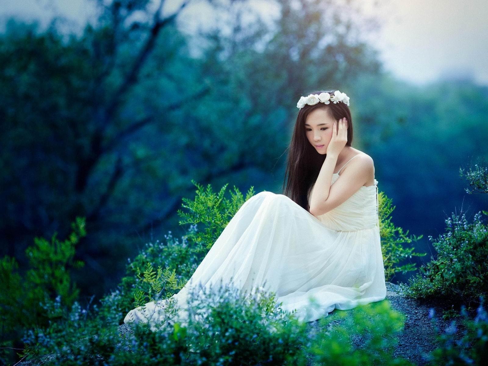 Chicas Asiáticas Pura Y Hermosa Wallpapers Hd 10