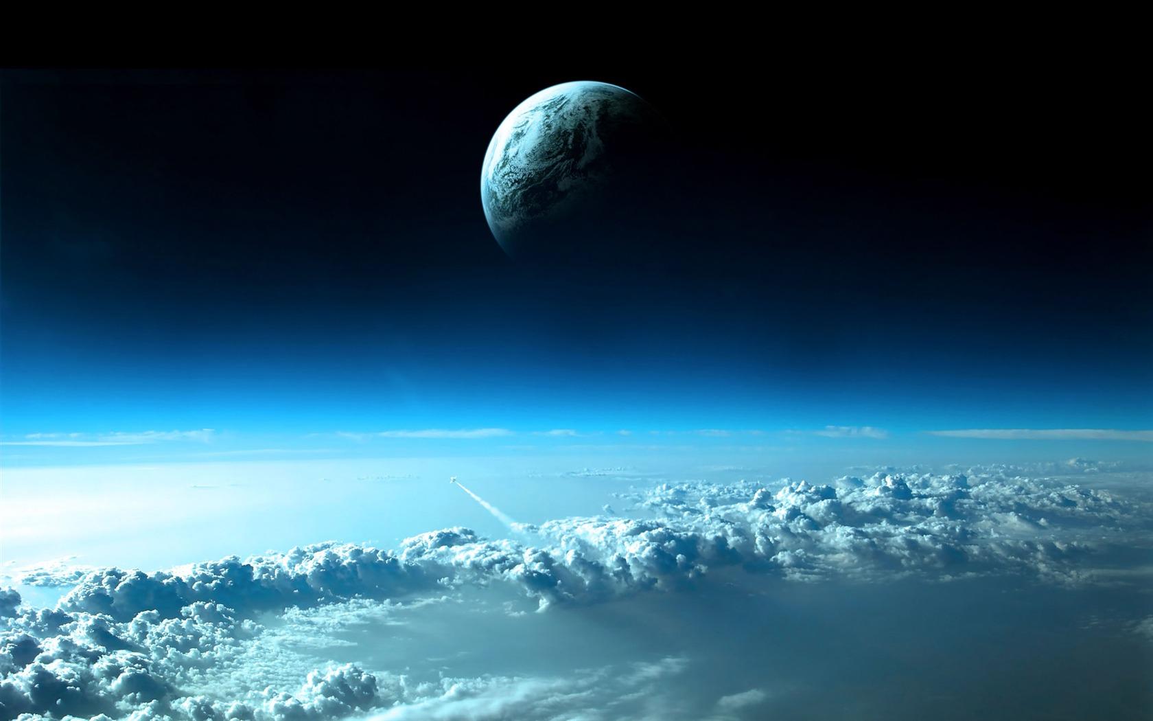 スター地球の壁紙のhd 16 1680x1050 壁紙ダウンロード スター地球の壁紙のhd 風景 壁紙 V3の壁紙
