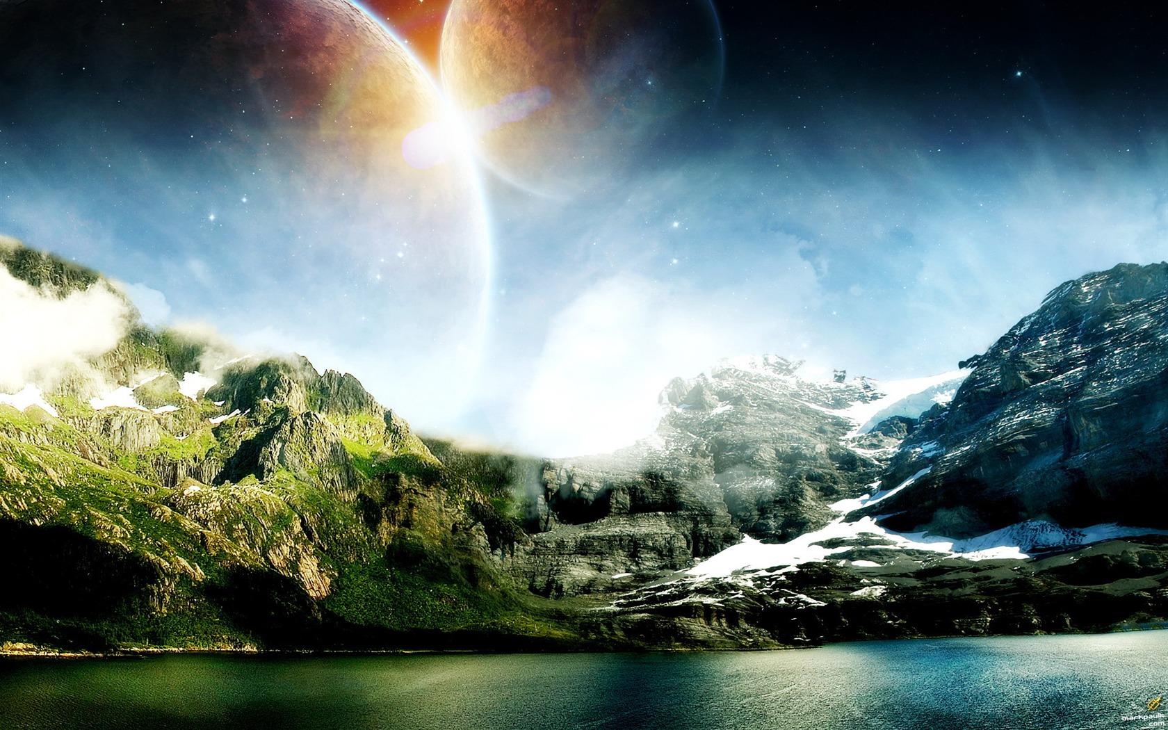 HD Widescreen Wallpapers Landscape #27