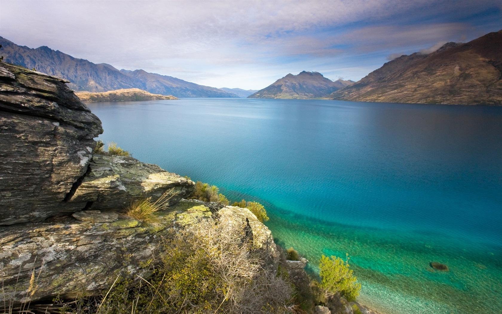 Souvent Nouvelle-Zélande papier peint paysage pittoresque #24 - 1680x1050  IA95