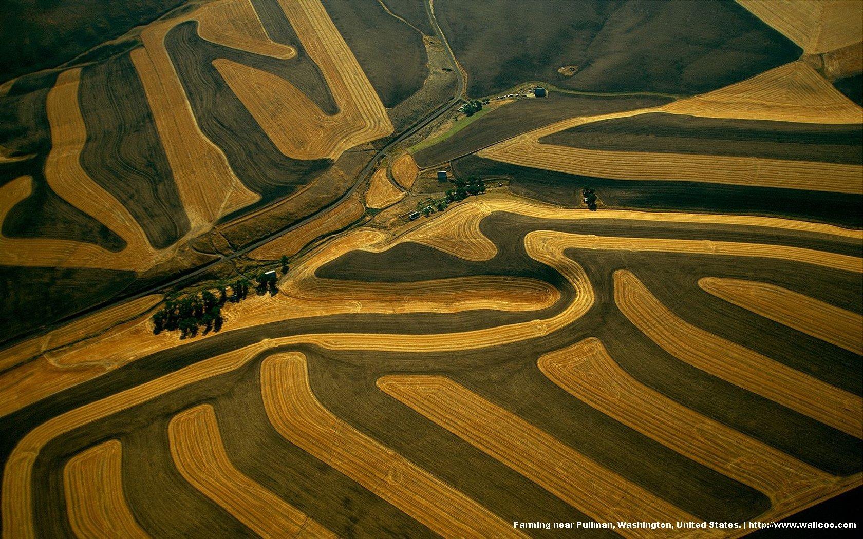 Yann Arthus Bertrand Fotografía Aérea Maravillas Fondos De