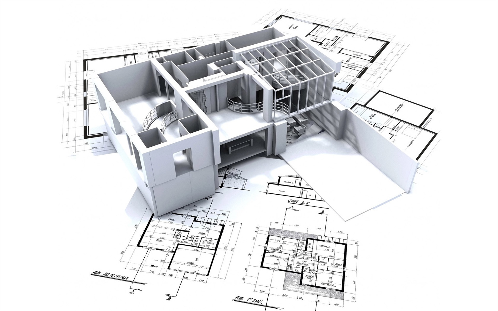 Fondo De Pantalla 3d Dise O Arquitect Nico 2 10
