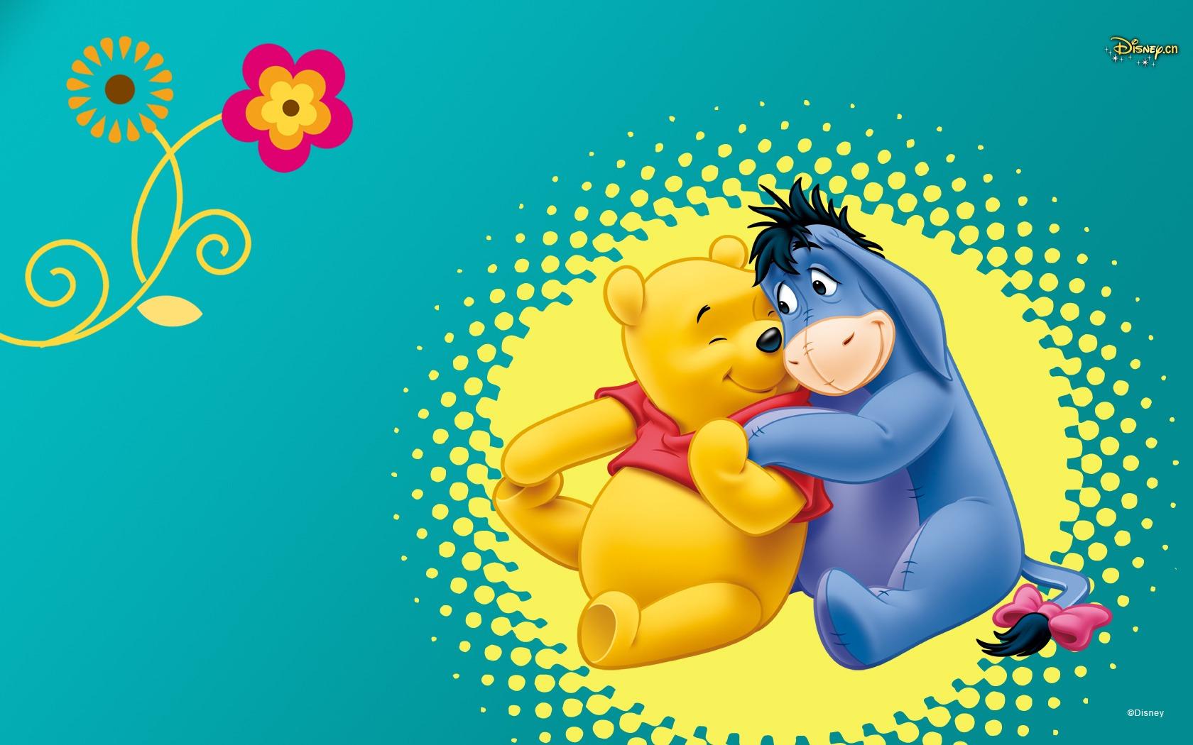 Disney Tapete Winnie Pooh : Winnie the Pooh Cartoon