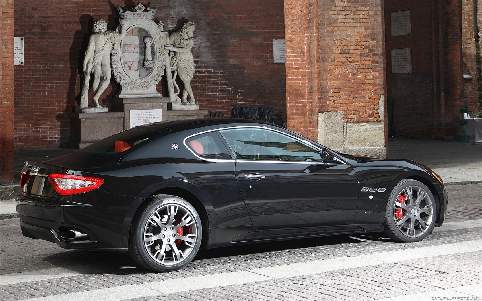Maserati GranTurismo S - 2008 瑪莎拉蒂 #15 - 1680x1050 壁紙 ...