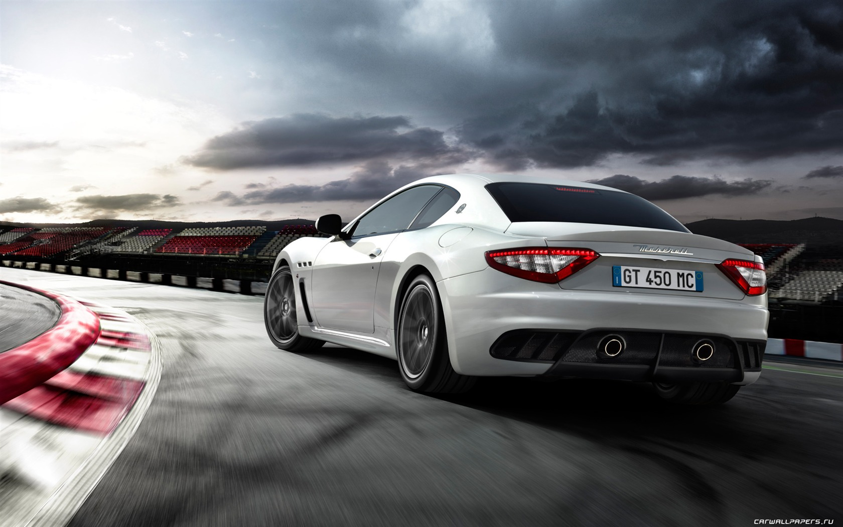 Maserati GranTurismo MC Stradale - 2010 HD wallpaper #5 - 1680x1050 ...