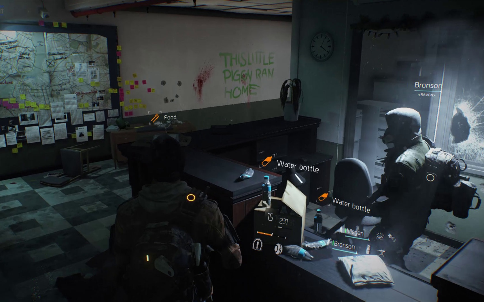 tom clancy the division pc