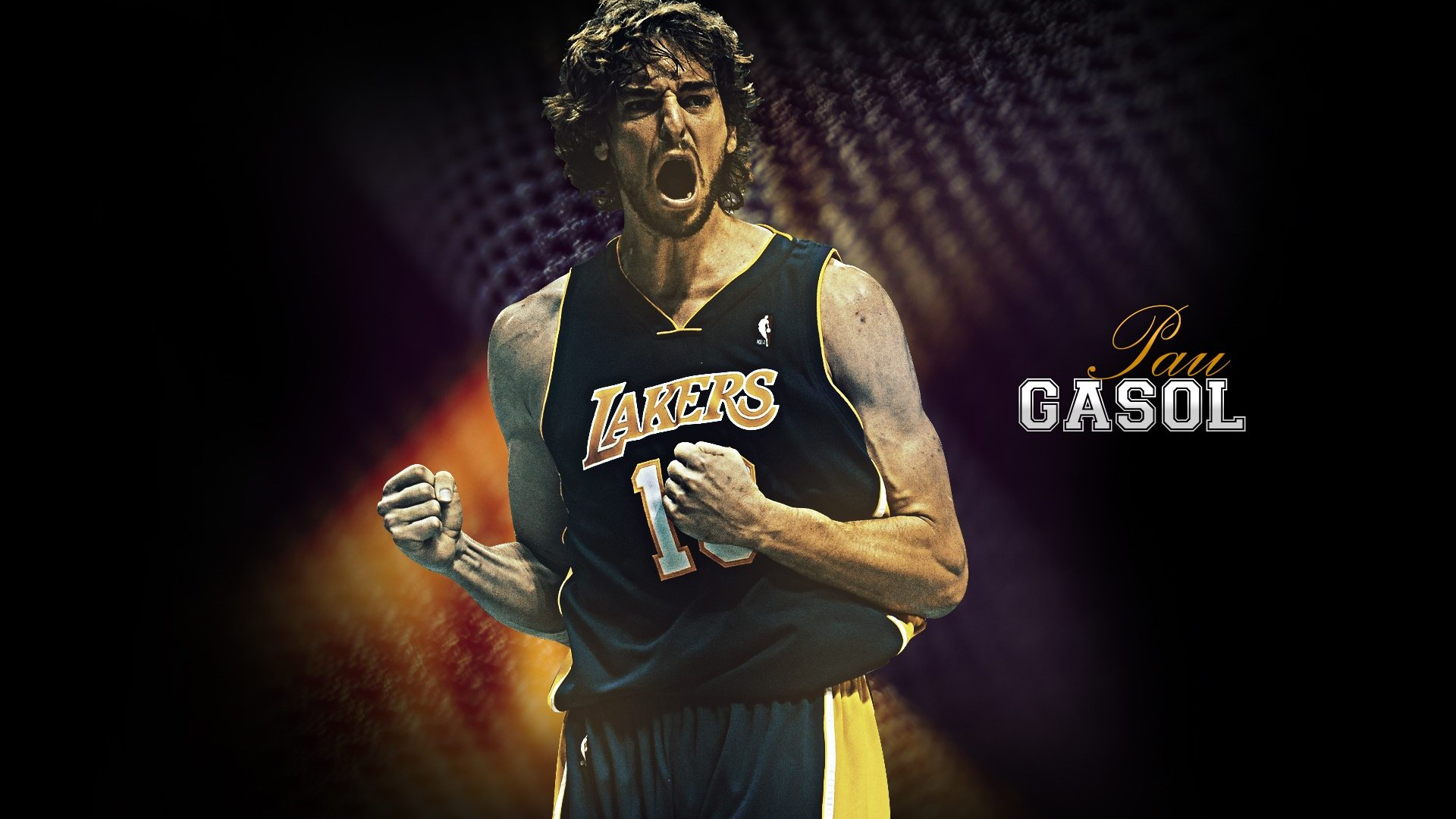 Los Angeles Lakers Official Wallpaper 20