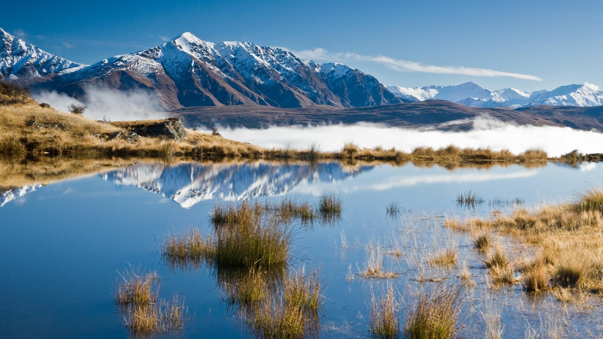 Souvent Nouvelle-Zélande papier peint paysage pittoresque #1 - 1920x1080  IA95