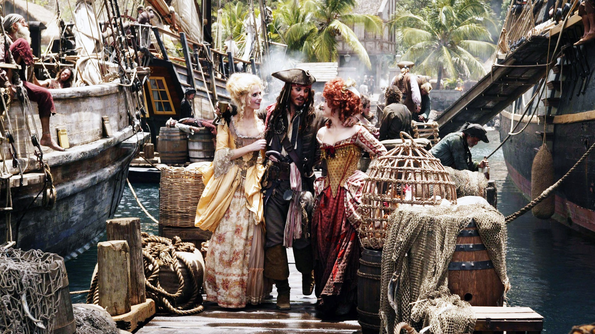 hd wallpapers of pirates of the caribbean
