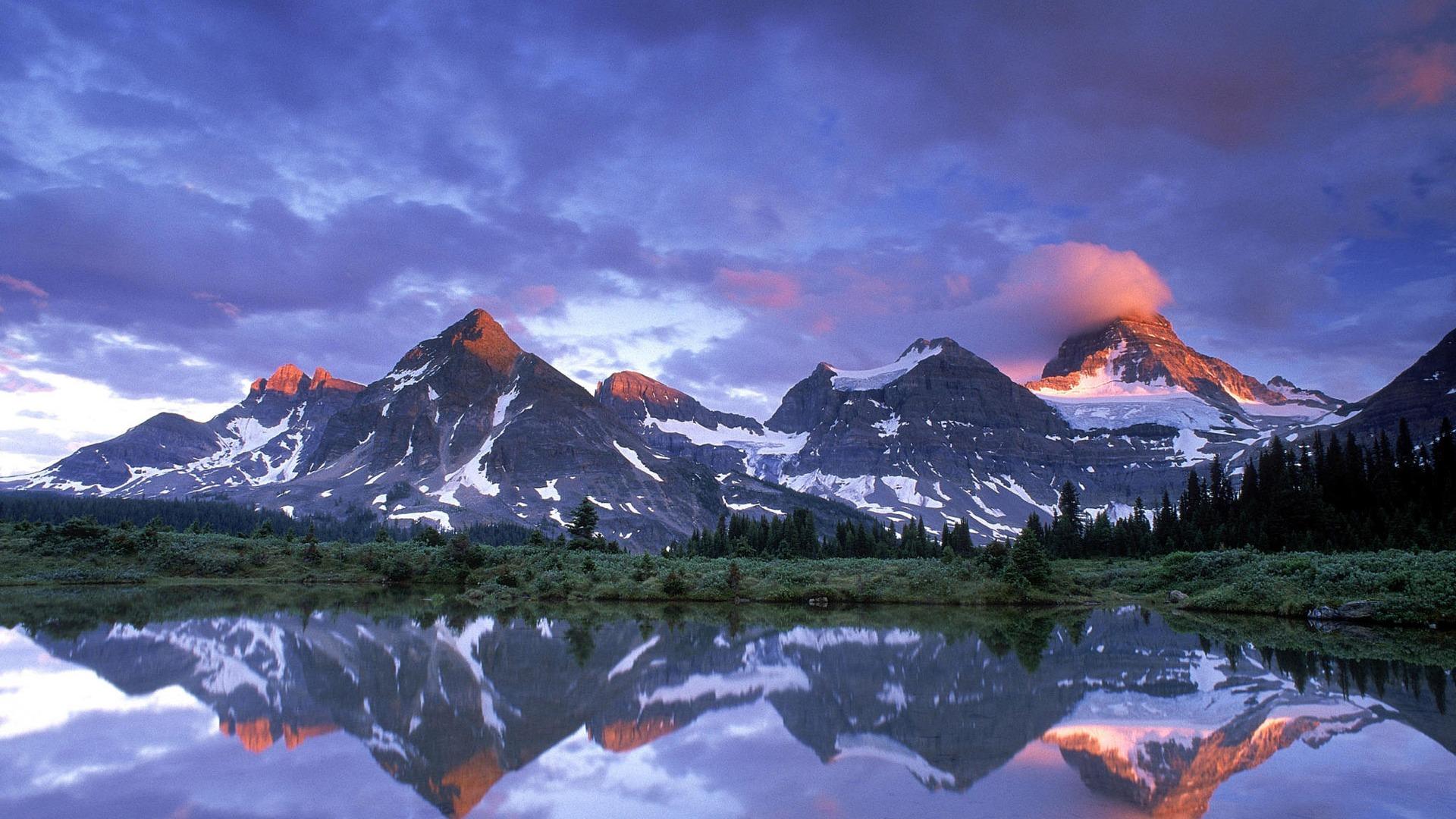 Fond d'écran paysage canadien HD (2) #7 - 1920x1080