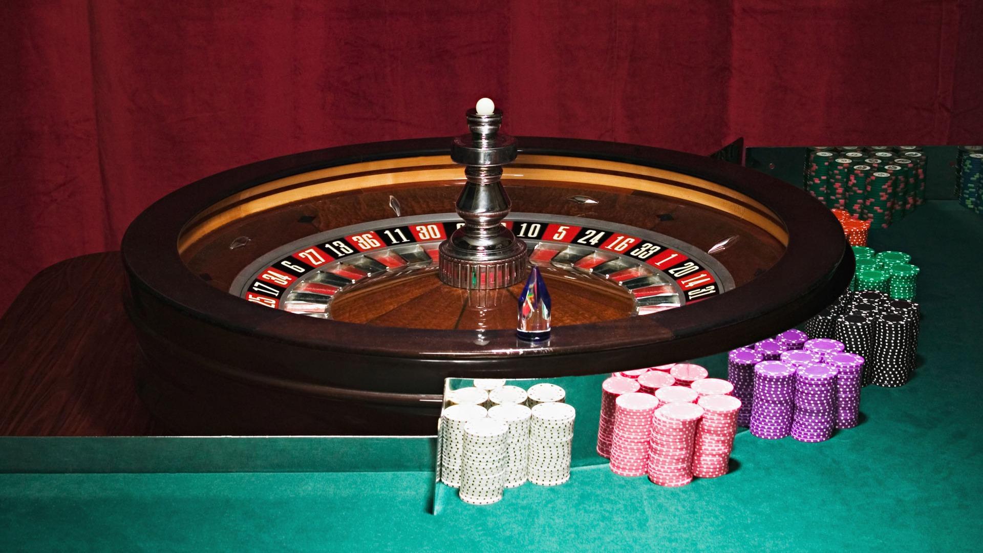 стол в казино как называется