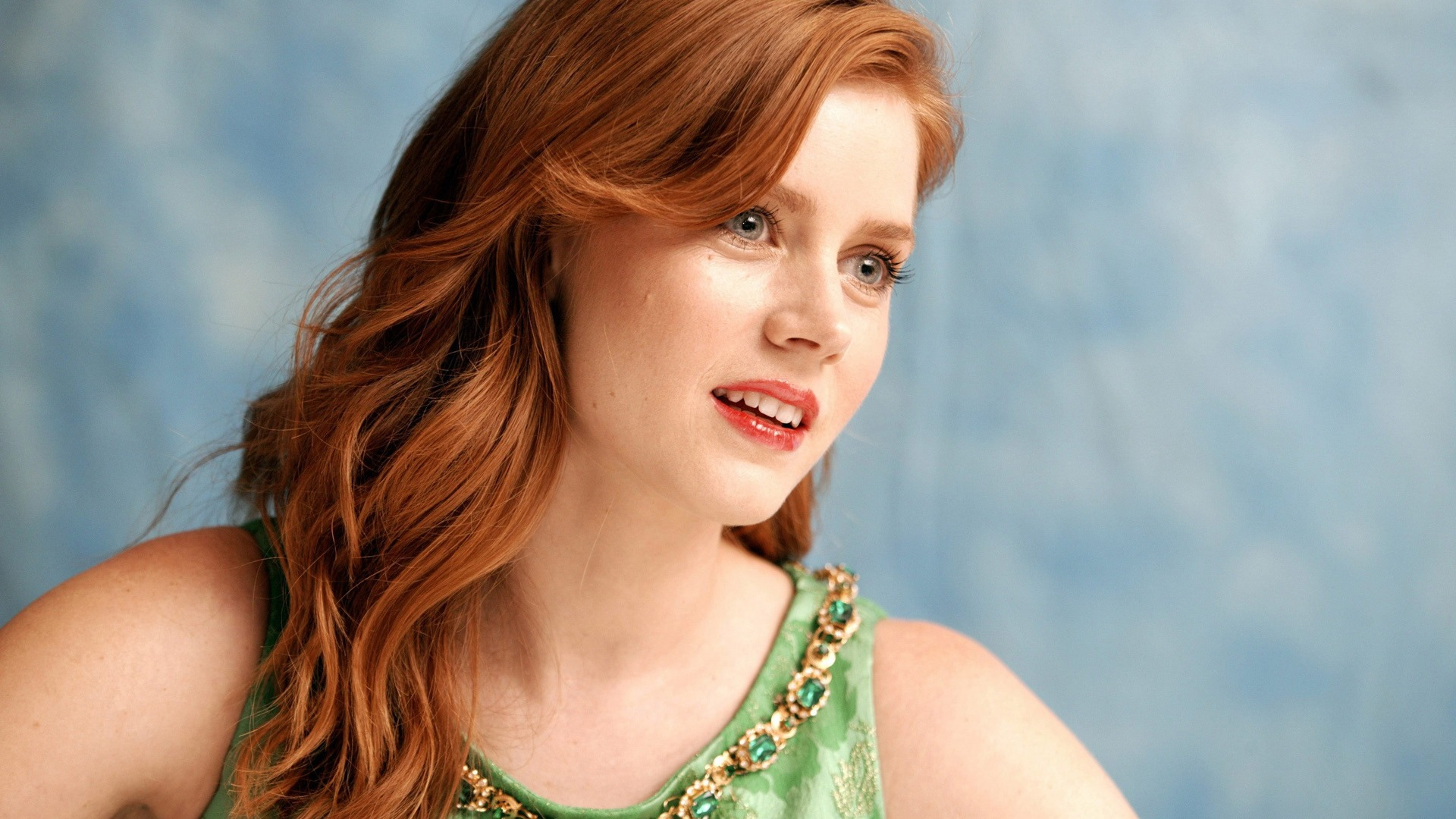 Amy Adams hermoso fond...