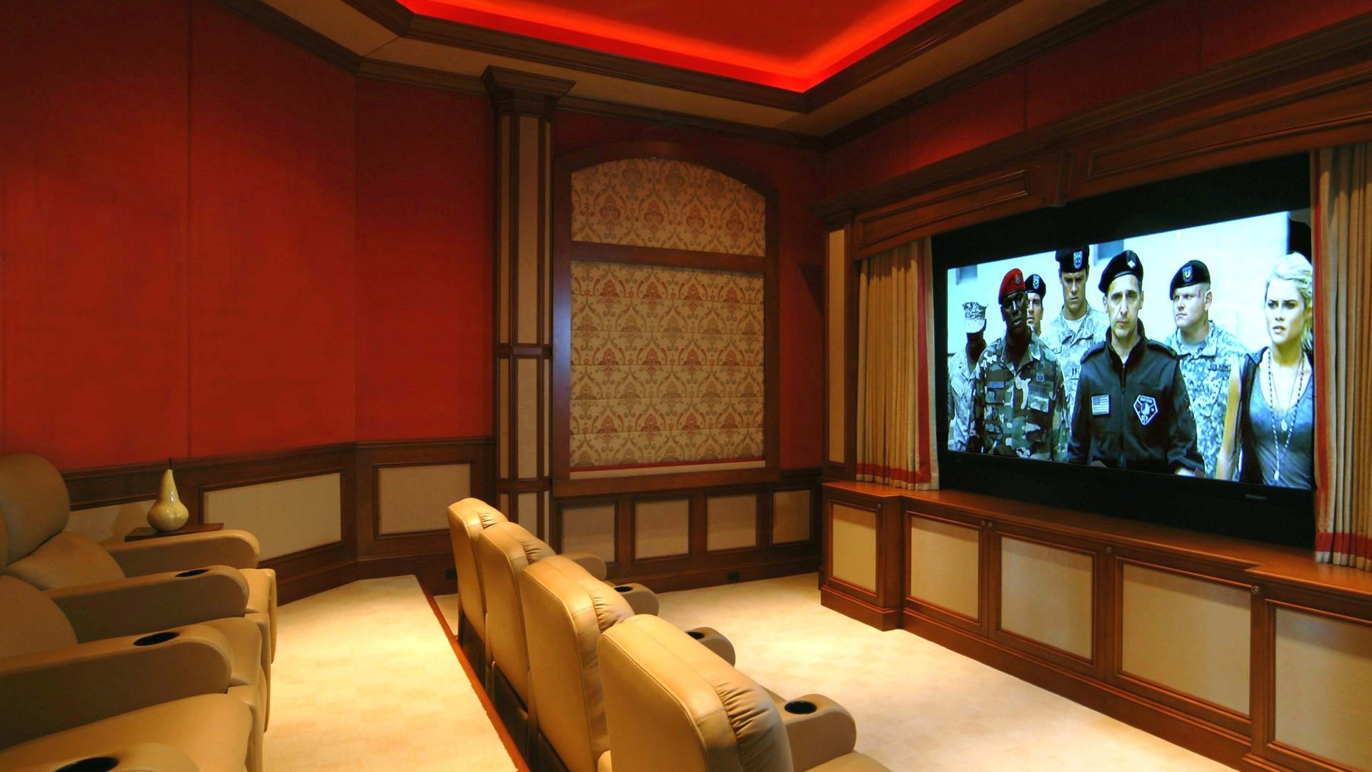 Home theater wallpaper 2 3 1920x1080 wallpaper for Wallpaper home theater