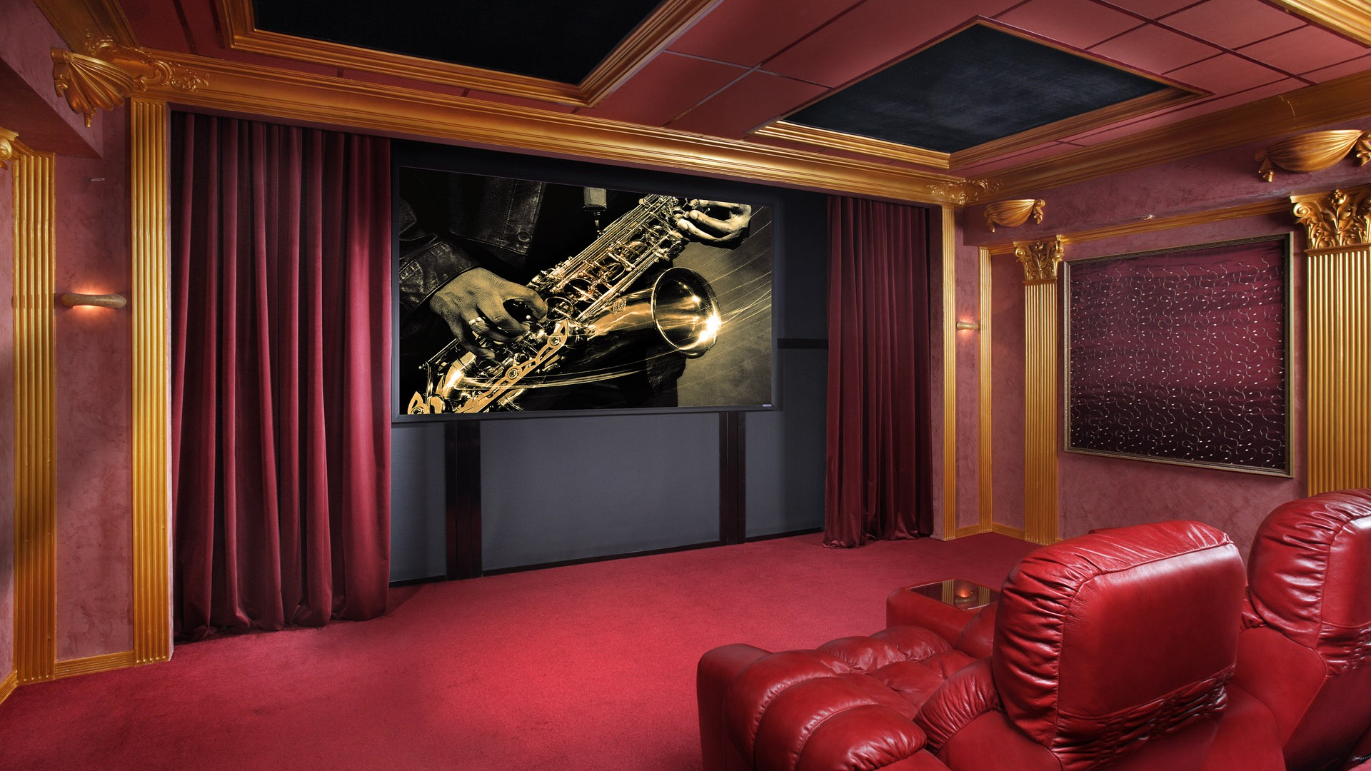 Fondo de pantalla de cine en casa (2) #18 - 1920x1080 Fondos de ...