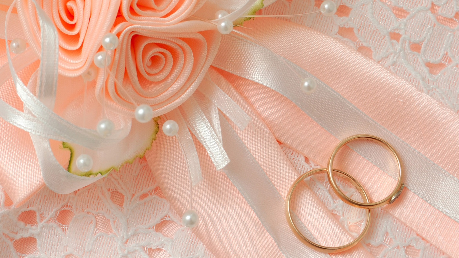Weddings and wedding ring wallpaper 2 7 1920x1080 Wallpaper