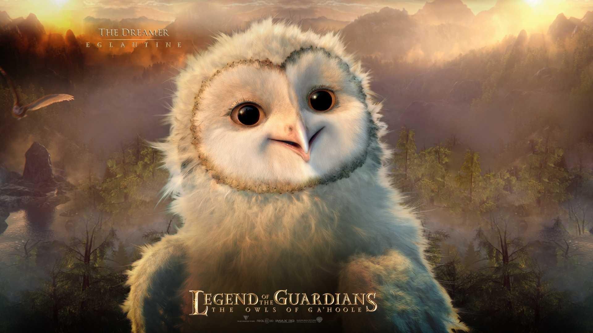Legend Of The Guardians Die Eulen Der Ga Hoole 1 10 1920x1080