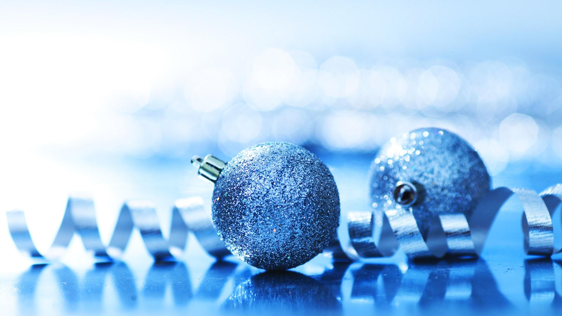 Weihnachtskugeln tapete 2 11 1920x1080 wallpaper herunterladen weihnachtskugeln tapete 2 - Blaue christbaumkugeln ...