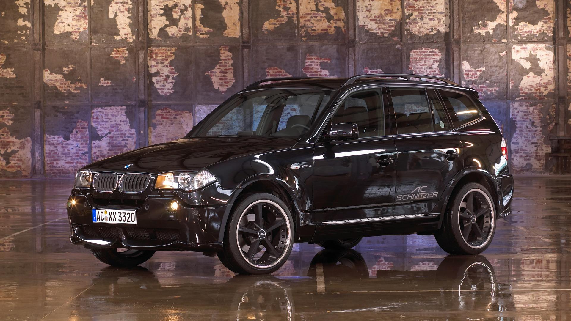 BMW Х3 в кузове Е83