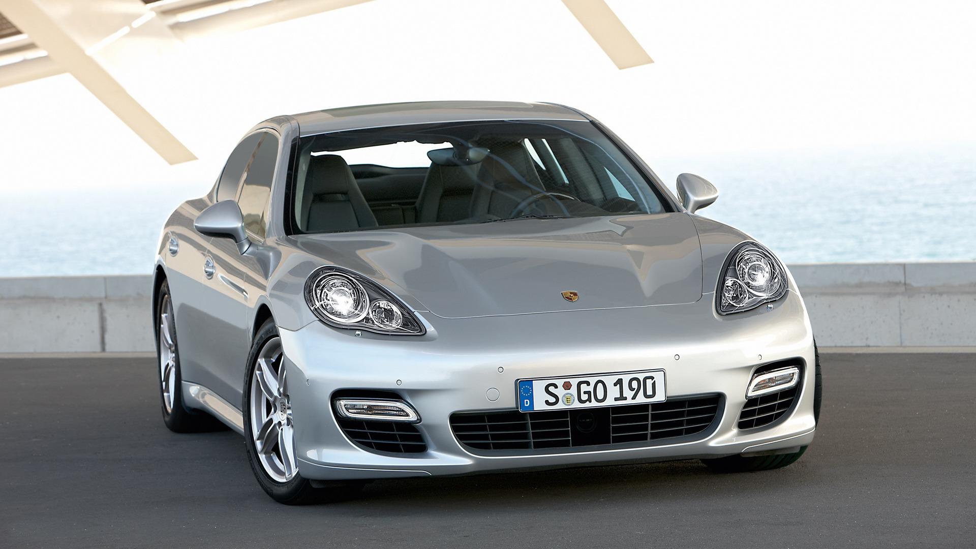 Porsche Panamera Turbo - 2009 fonds d'écran HD #34 - 1920x1080 Fond d ...