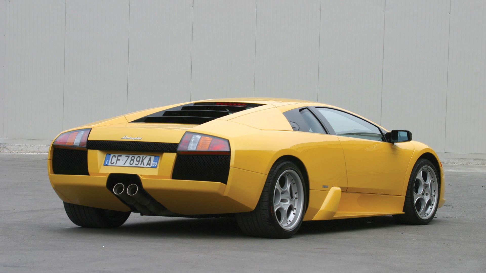 Lamborghini murcielago 2001 hd wallpaper 2 21 1920x1080