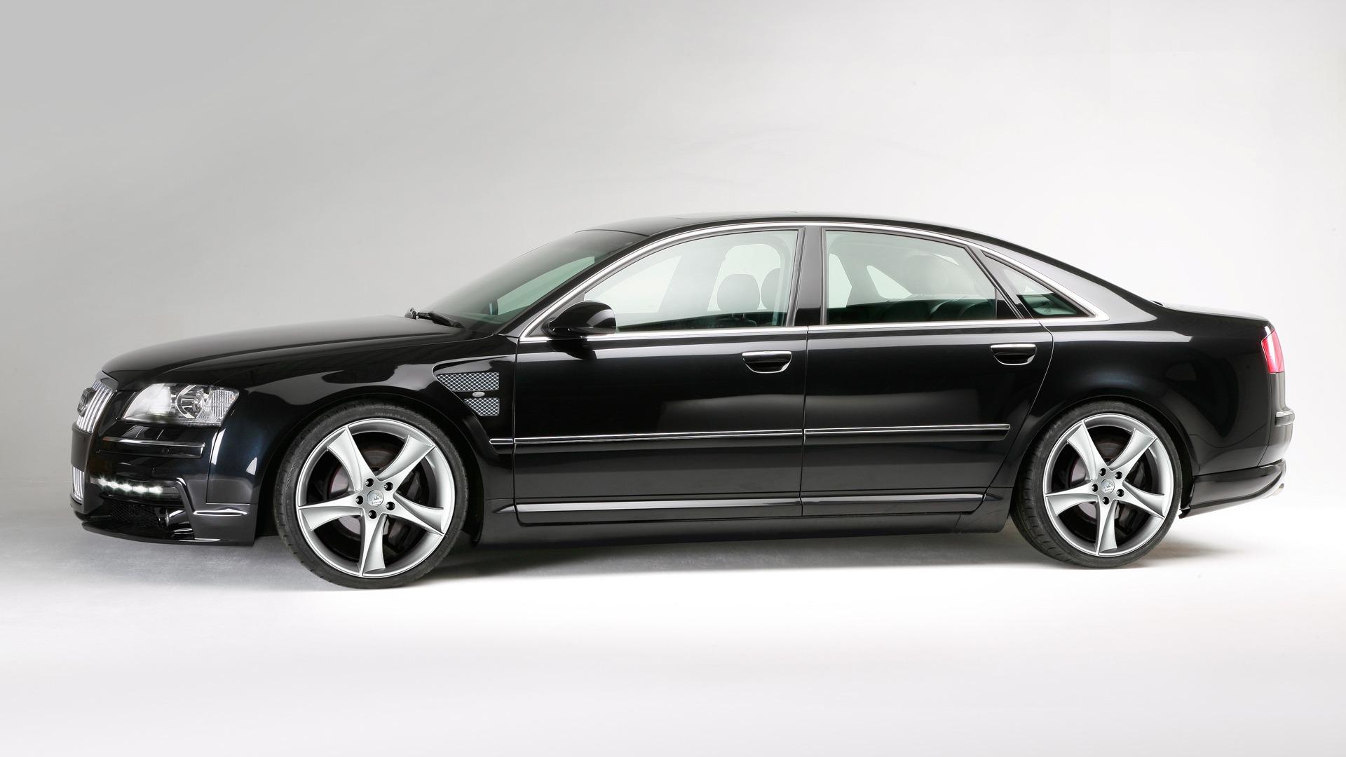 Hofele Audi A8 D3 Facelift Fondos De Escritorio De Alta
