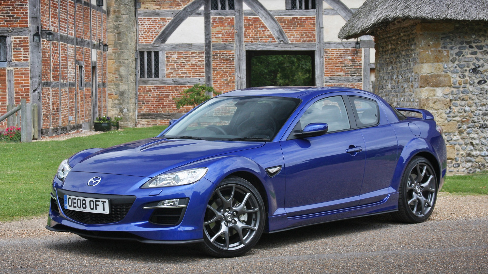 Mazda Rx 8 Uk Version 2008 Hd Wallpaper 9 1920x1080 Wallpaper Download Mazda Rx 8 Uk