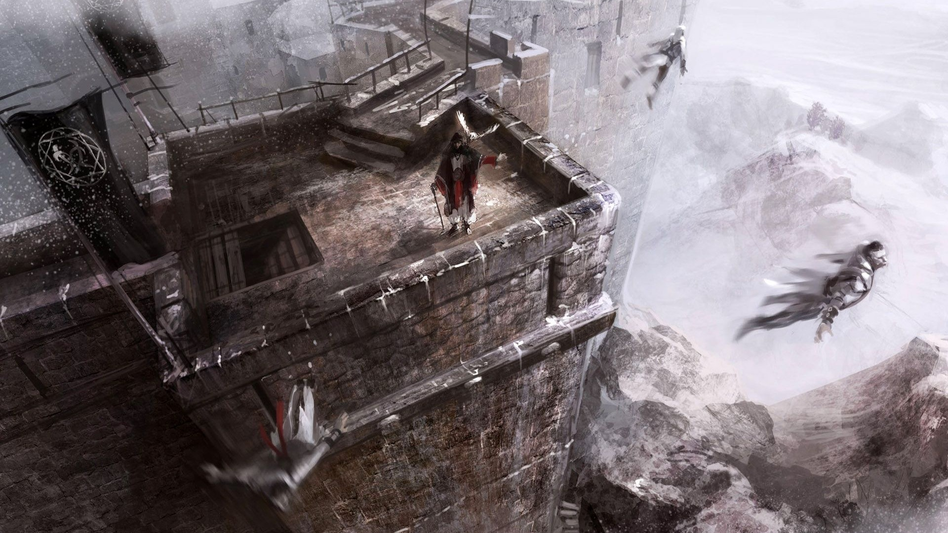 Assassins Creed Brotherhood HD Wallpaper 11  1920x1080