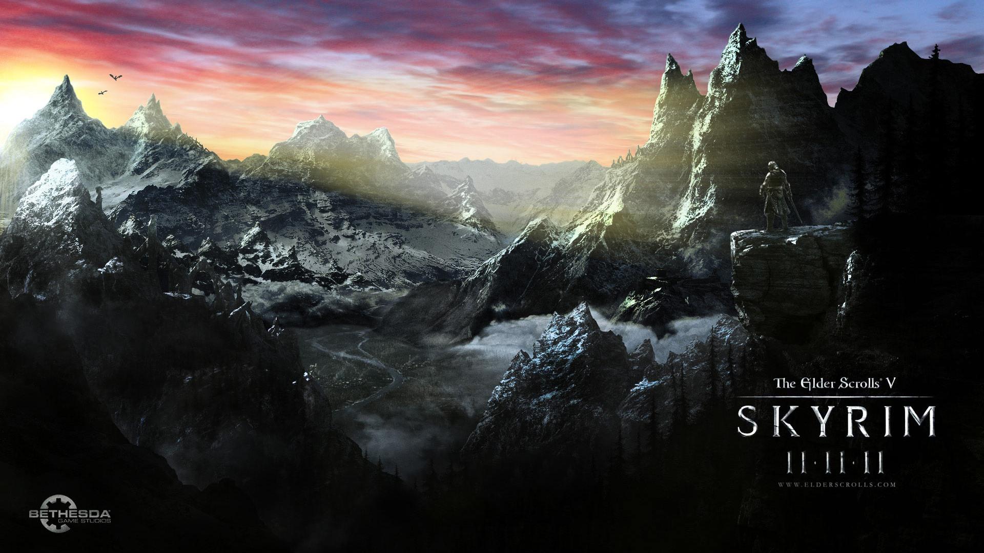 The Elder Scrolls V: Skyrim HD Wallpapers #15
